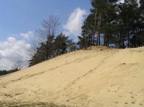 Łysa Góra w Wołominie