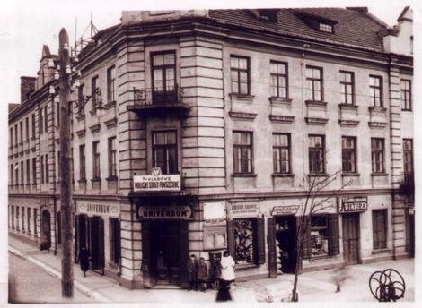 Budynek dawnej szkoły nr 1 w Wołominie